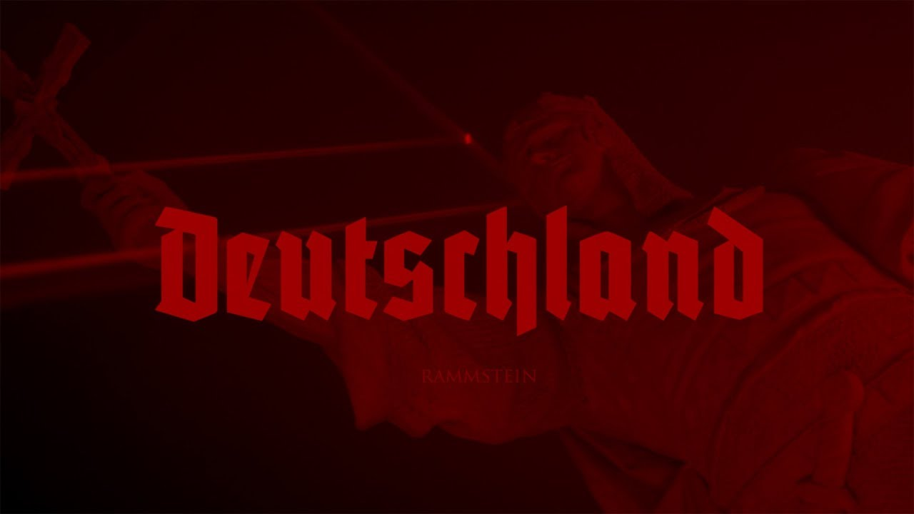 Rammstein выпустили клип на песню «Deutschland»