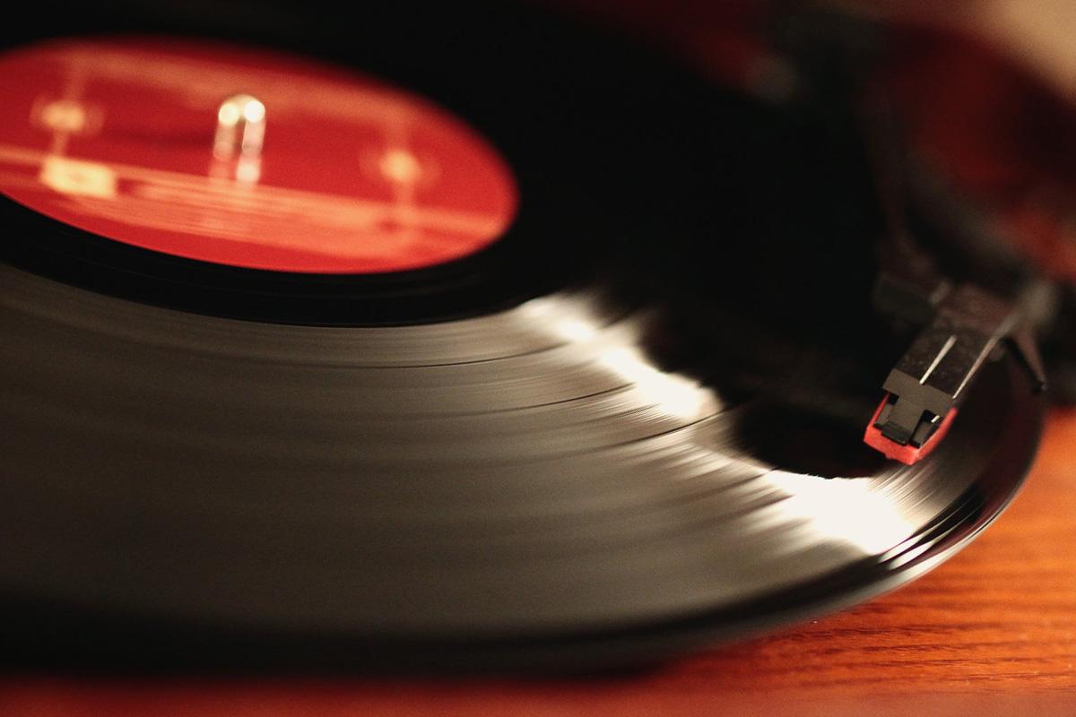 Пластинка с записью… тишины