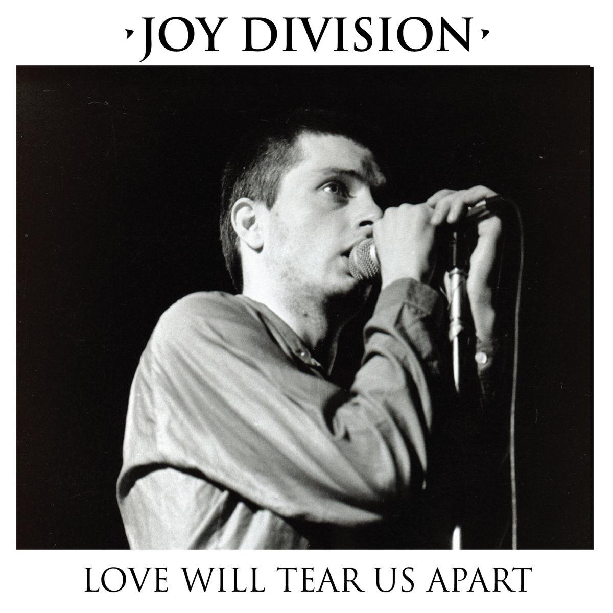 «Love Is Tear Us Apart» от Joy Division была переиздана, а Unknown Pleasures выходит в новом оформлении